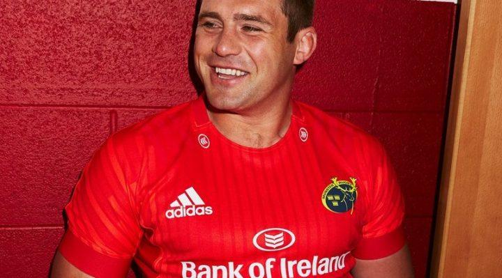 Munster Rugby firma extensión de kit Adidas a largo plazo