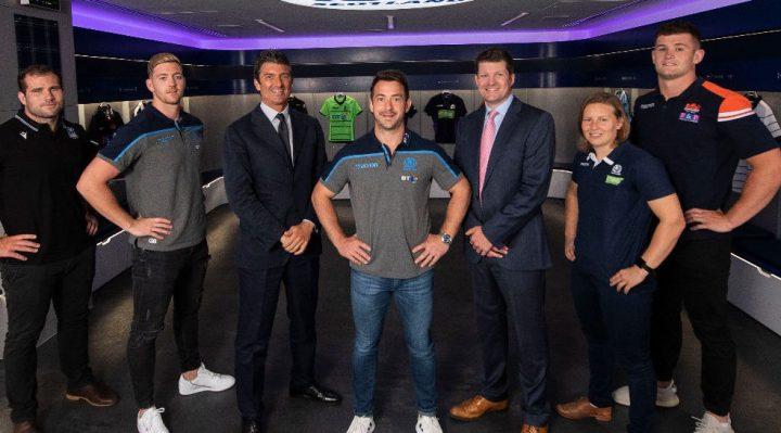 Scottish Rugby firma una extensión de Macron de seis años