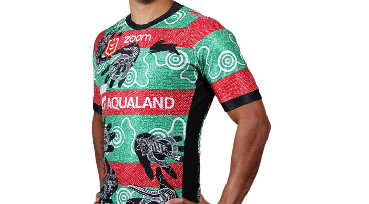 South Sydney Rabbitohs revela la camiseta indígena 2019