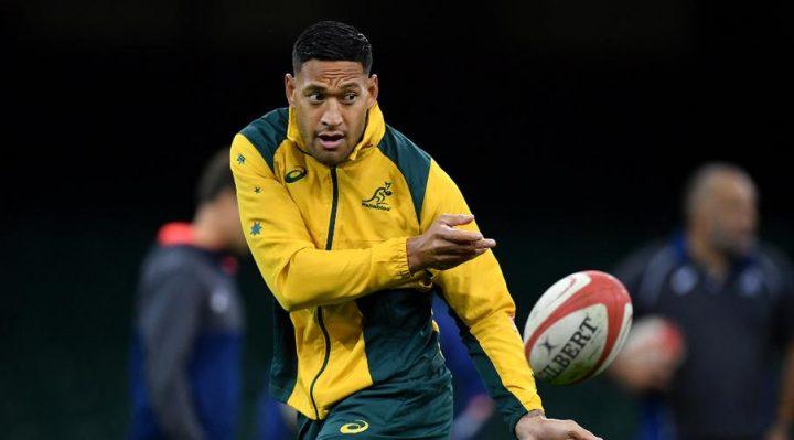 Rugby Australia respalda al CEO en medio de críticas por el caso de Folau