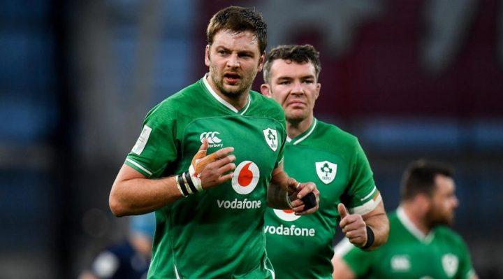 Henderson de Irlanda se retira de Inglaterra
