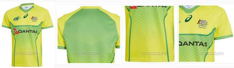 Camiseta rugby Australia 2020 - camisetasrugby.es