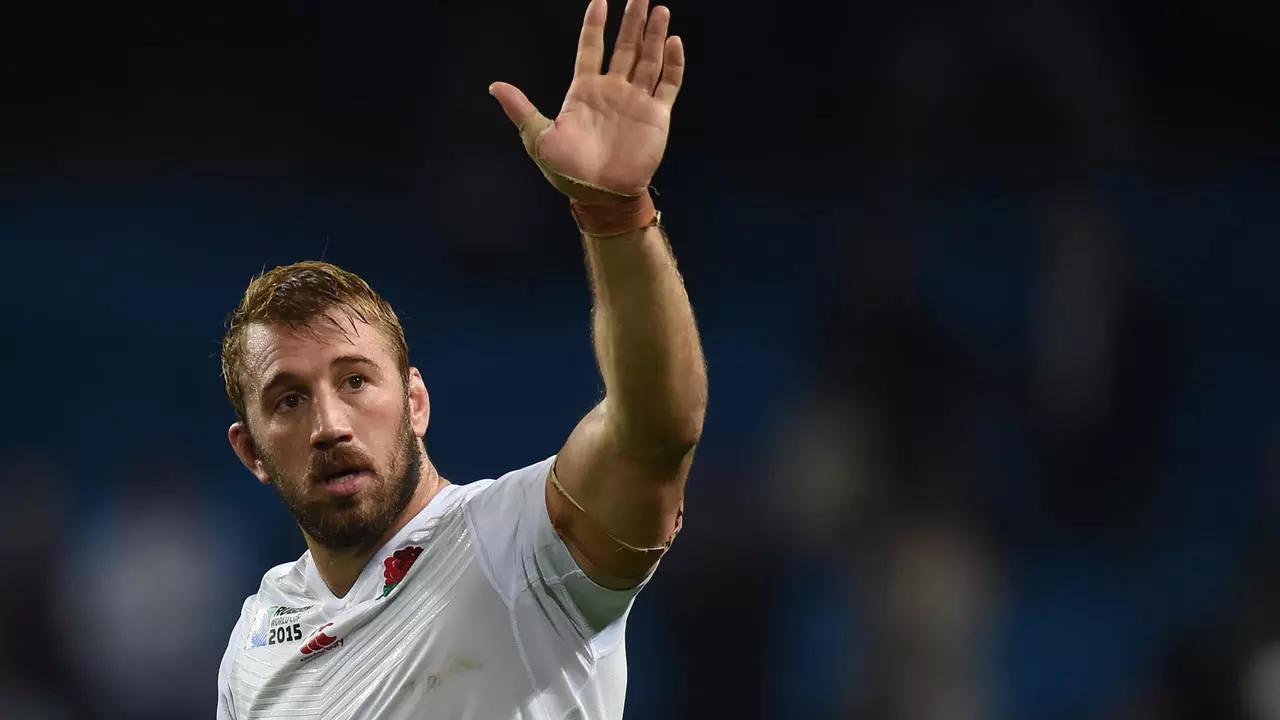camiseta rugby Inglaterra 2019