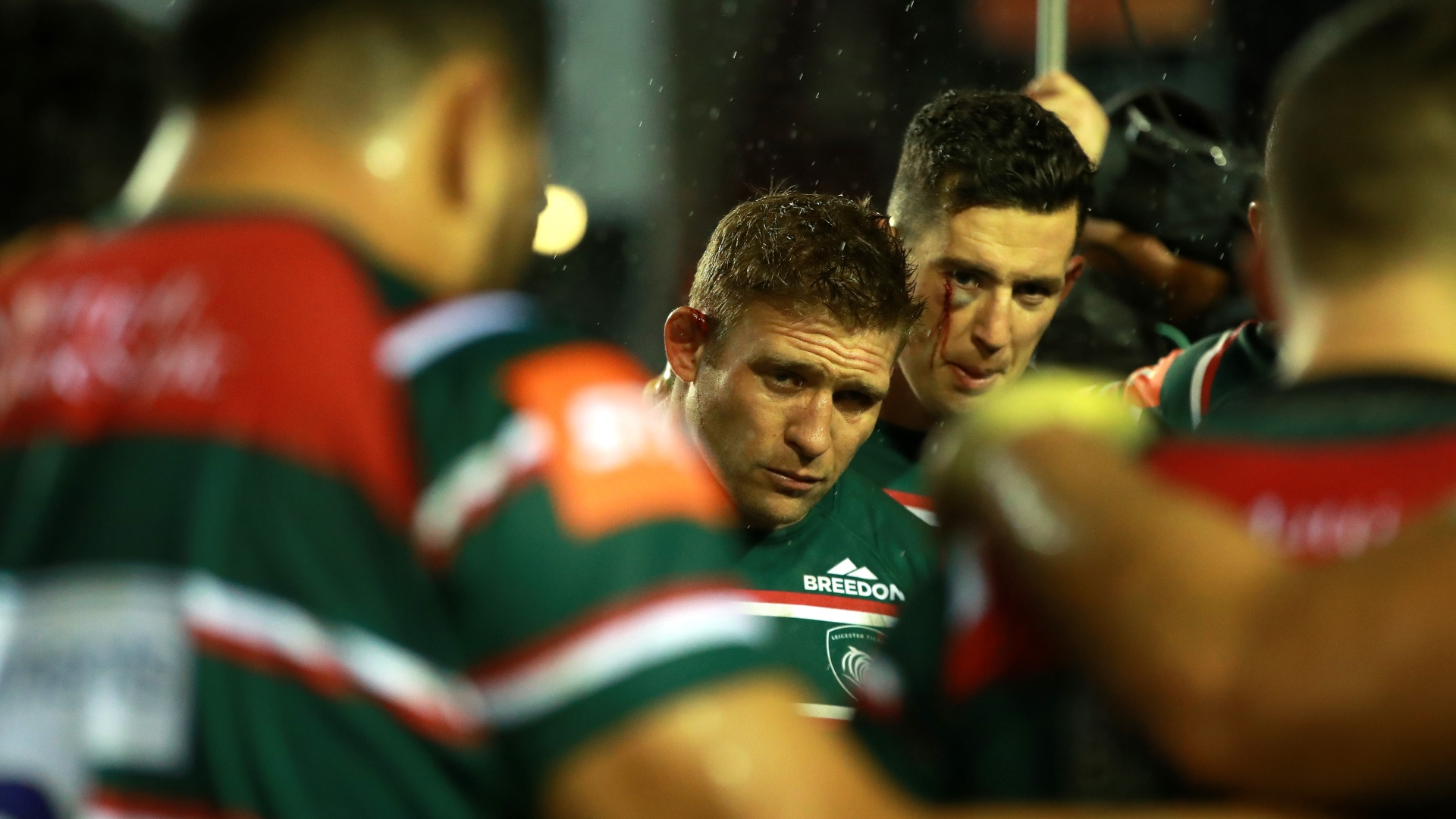 camiseta rugby Leicester Tigers